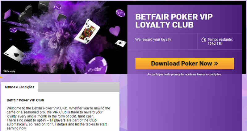 betfair_pôquer_vip_club