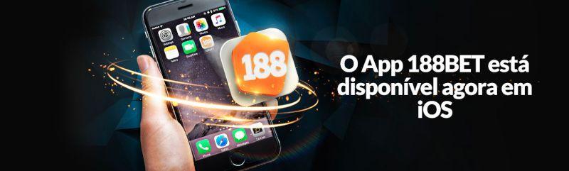 188Bet possui aplicativo para celular