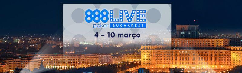 888 Pôquer Ao Vivo