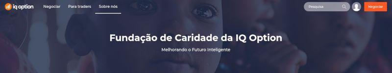 IQ Option Charitable Foundation