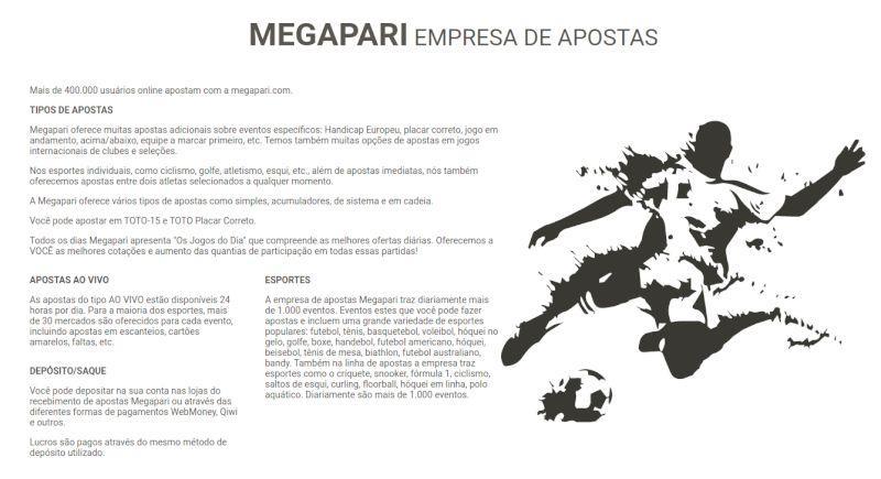 Sobre Megapari