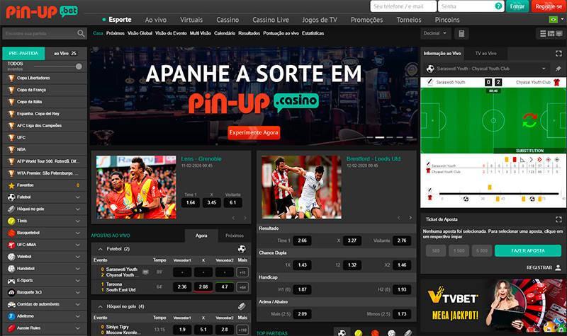 Pin-Up é uma Casa de Apostas Online Confiável? Cassino & Esportes