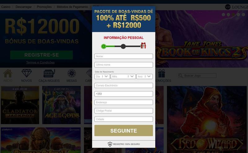 Como começar a jogar em Europa Casino