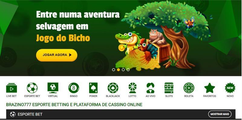 brazino777 jogo do bicho